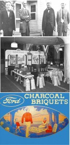Henry Ford, E.G. Kingsford or Ellsworth Zwoyer, Who is the Father of Charcoal Briquettes?