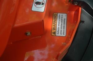 Husqvarna Garden Tractor Mower Deck