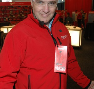Milwaukee Brings the Heat, the M12 Heated Soft Shell Jacket