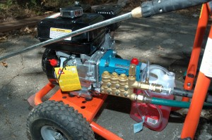 Husqvarna 6027PW Pressure Washer Review