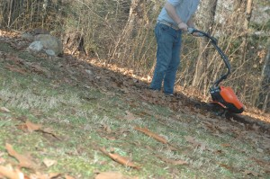 First Cordless Tiller Quietly Getting the Job Done, the Husqvarna TB 1000