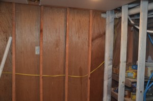 Basement Bath, Demolition and Prep Work Before Rough-In
