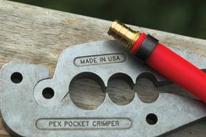 Copper versus Pex Plumbing