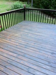 Deck Makeover Update….6 years later
