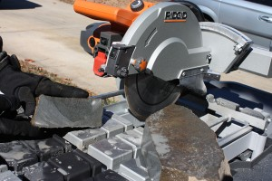 Ridgid R4090 Tile Saw The Beast Extreme How To Blog