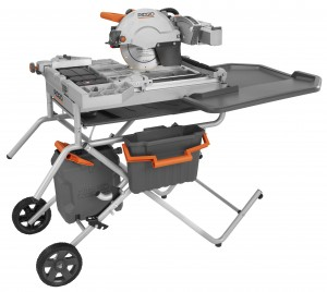 "Ridgid R4090 Tile Saw, ""The Beast"""