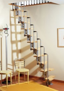 Alternating Tread Stairs