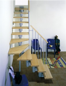 Kompact Adjustable Stair Kit