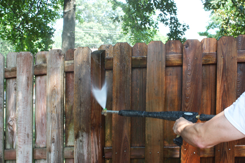 Fence Staining Made Easy With Ready Seal Extreme How To Blog
