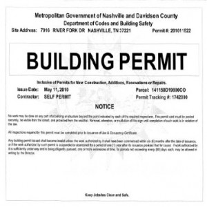 When Do You Need a Building Permit?