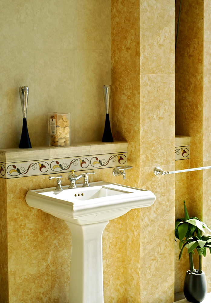 How To Plumb A Pedestal Sink Extreme How To Blog