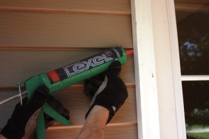 Choosing Caulks and Sealants