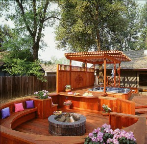 Turn your Deck into an Outdoor Oasis