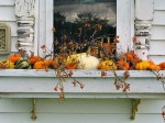 Fall Inspired Window Boxes