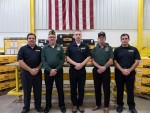 DeWalt Donates Tools to the Greenfield VFW