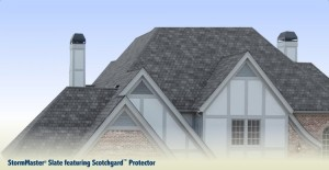 Impact Protection With Class 4 Roof Shingles