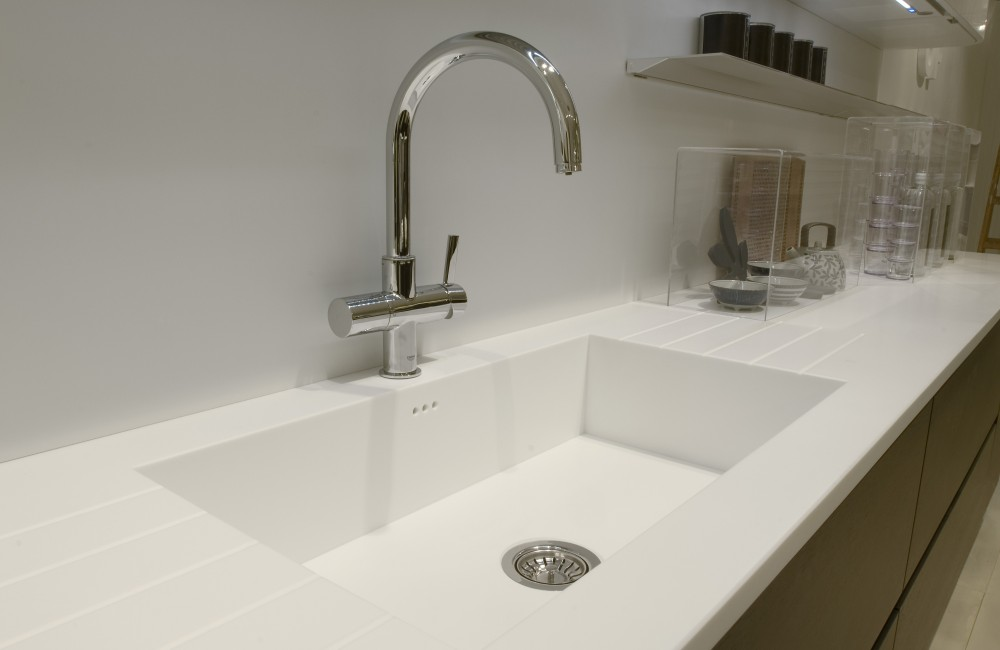Diy Corian Backsplashes Getting Creative With Your Scraps Extreme How To Blog