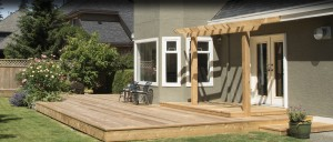 Cedar Deck Comes Out on Top