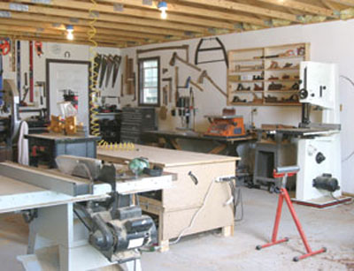 Top 6 Tools You Need To Get Your Woodworking Shop Started Extreme