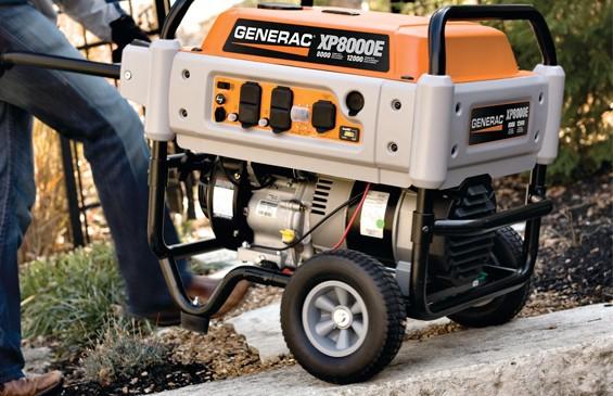 portable-generator-outside-generac