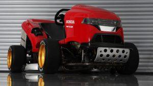 Super Fast Lawnmower Coming Soon!