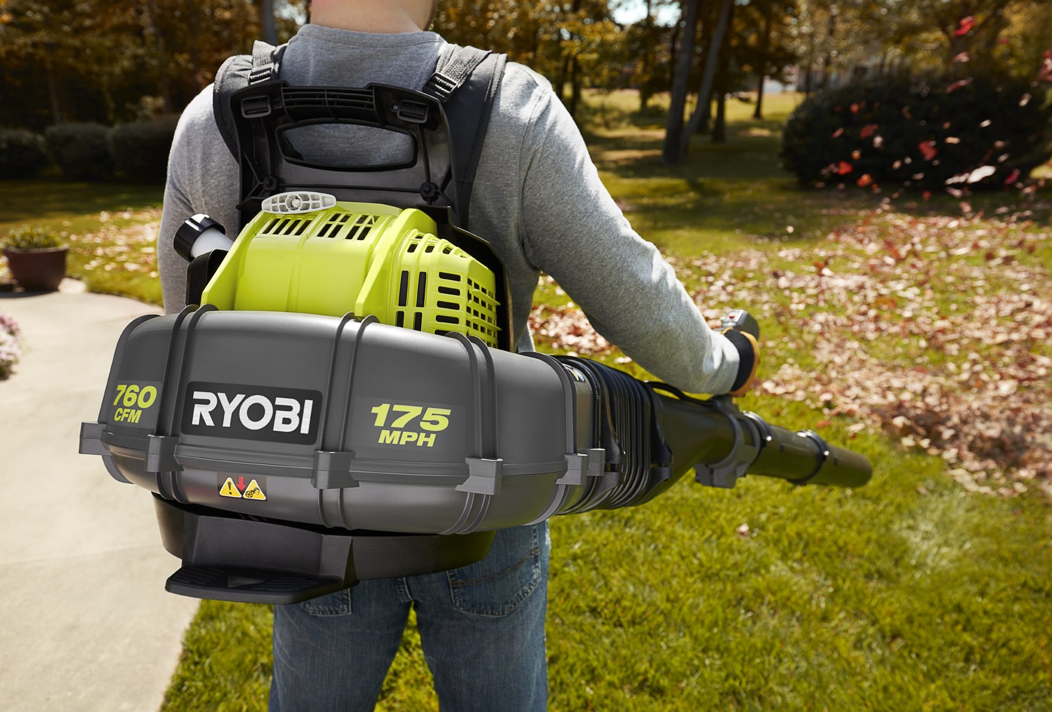 Ryobi Backpack Blower Extreme How To Blog