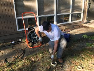 Plumbing Snake for Clogged Drains