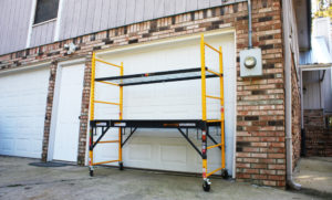 MetalTech 4-in-1 Scaffold Bench