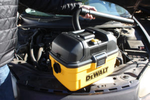 New DeWalt Wet/Dry Vacs