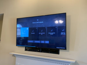 TV Size Upgrade