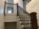 Planning a Stair Rail
